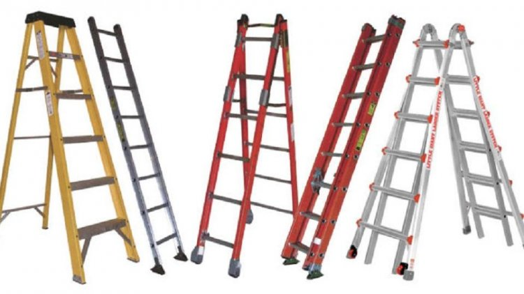 LADDER SAFETY: TYPES OF LADDERS