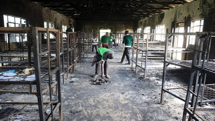 FIRE SAFETY IN LEARNING INSTITUTIONS