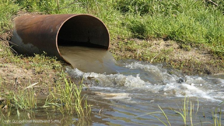 Factories on notice over Water Pollution