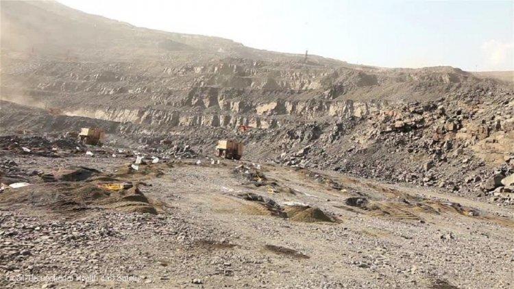 Quarry Worker killed in Explosives Blast
