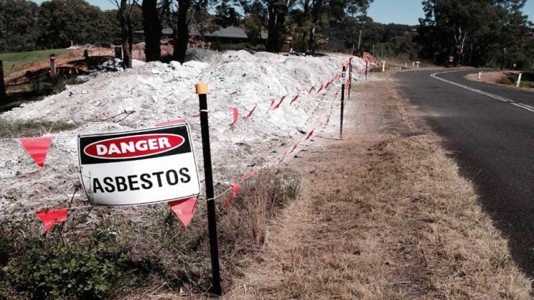 Governor assures that Asbestos Disposed in Kitui will be Removed