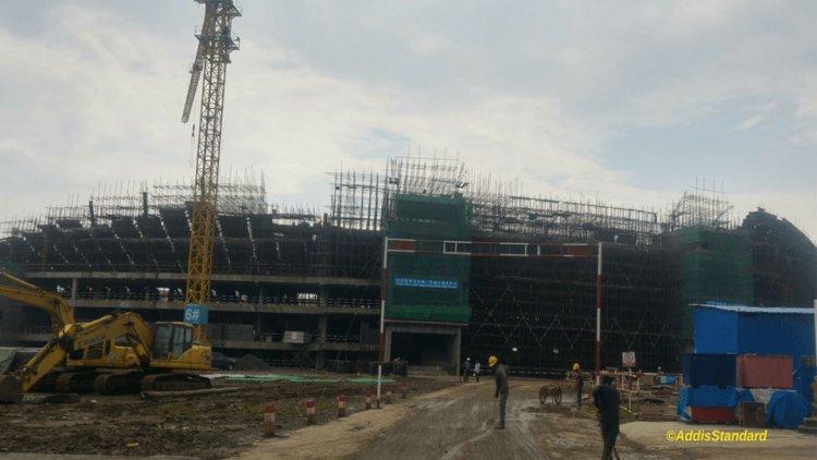 Ethiopia: Fire At Biggest Stadium Construction Site in Ethiopia Kills Seven - News Kept Secret