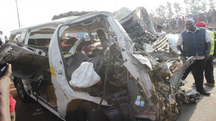 Drivers among those dead in Thika Road Accident