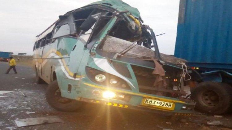 Three dead, scores injured in Narok - Mai Mahiu Road Accident
