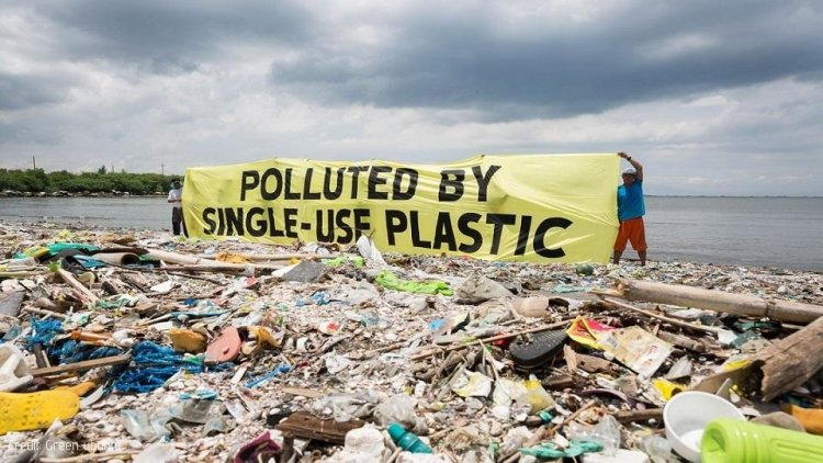 Opinion: Let's Beat Plastic pollution