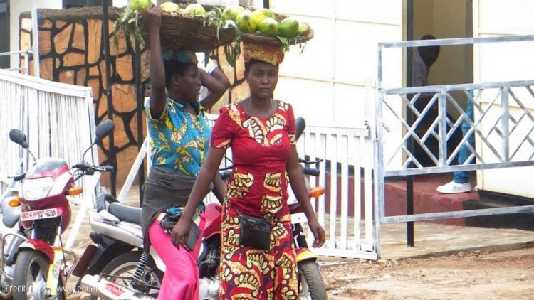 Promoting Decent Work in Rwanda's Informal Economy