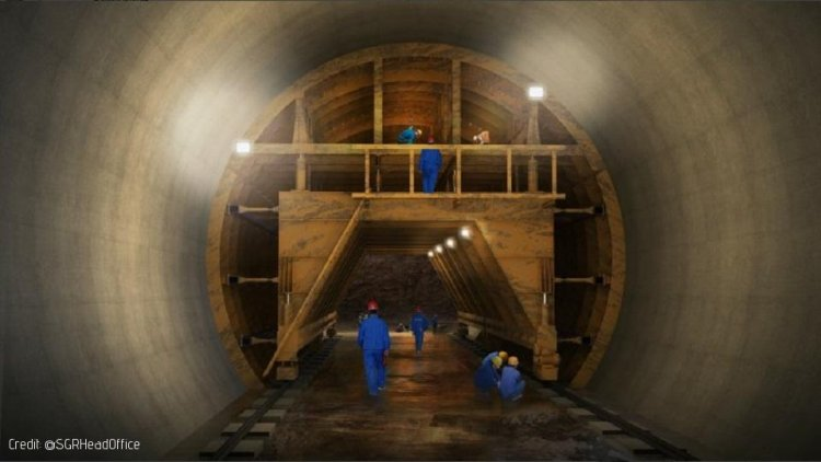 Kenya Railway Tunnel Nears Completion