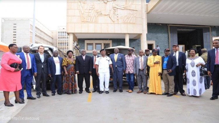 The Parliament of Uganda joins the Global Initiative for Safer Roads