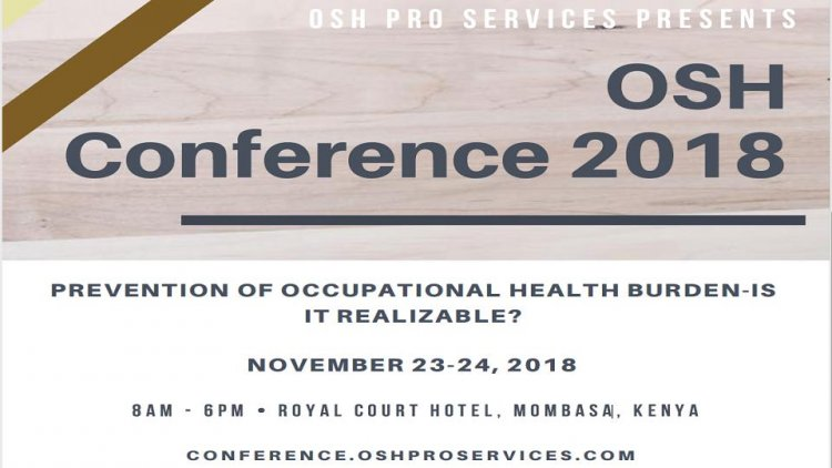 Prevention of occupational health burden - Is it realisable?