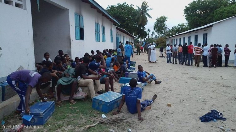 Students arrested following multiple Fires in Lamu School