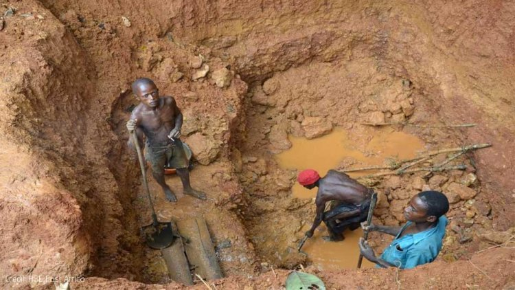 Miners feared dead following Collapse of Gold Mine