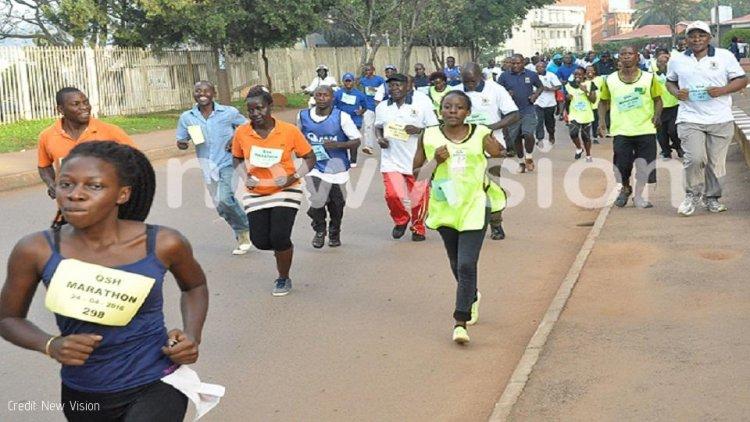 Uganda: Safety and Health Run ahead of SafeDay 2018