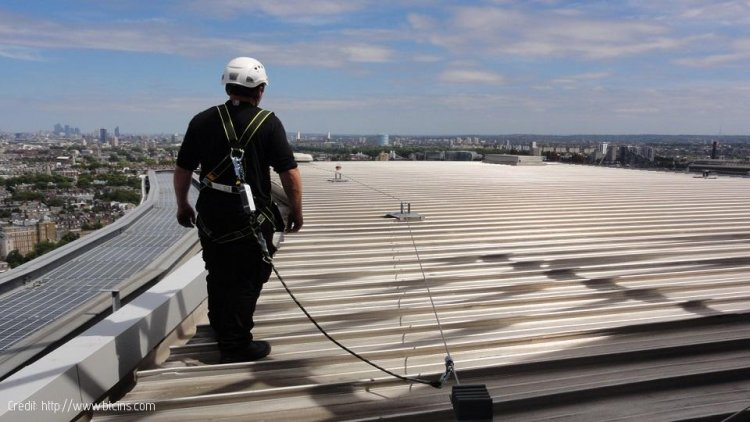 42 percent of Construction Worker Deaths involve Falls