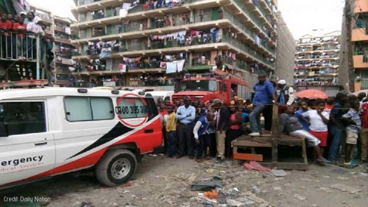 Two Workers Killed in Nairobi Building Collapse