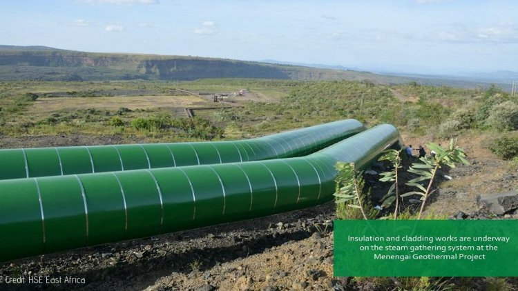 Construction of Menengai II Geothermal Power Plant to commence in March
