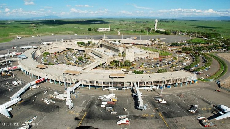 How JKIA can Reduce its Pollution