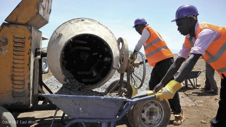 Training Key to Workers' Safety at Construction Sites