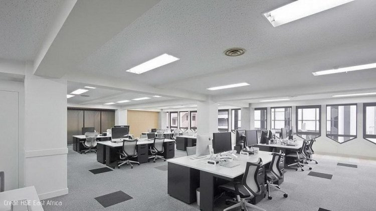 Office Health and Safety Hazards: Lighting