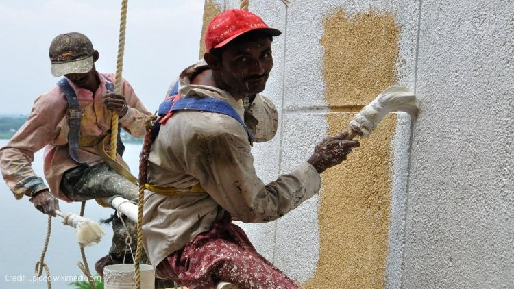 Painters to be Trained on Health and Safety