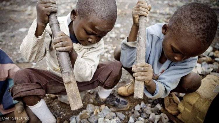 Enact stricter laws to curb Child Labour